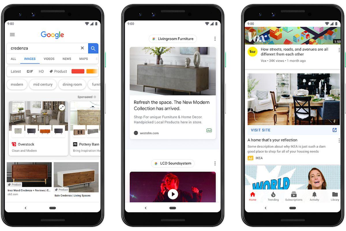 marketing kinh doanh nội thất online