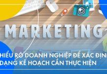 checklist kế hoạch Marketing