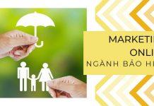 marketing online ngành bảo hiểm