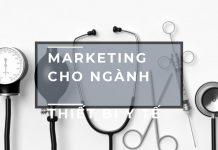 marketing cho ngành thiết bị y tế