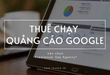thuê chạy quảng cáo google